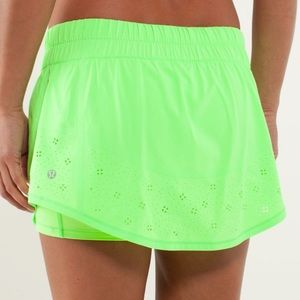 Lululemon Run: Breeze By Skirt *Laser Cut